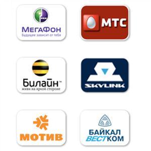 Операторы сотовой связи Бежаниц